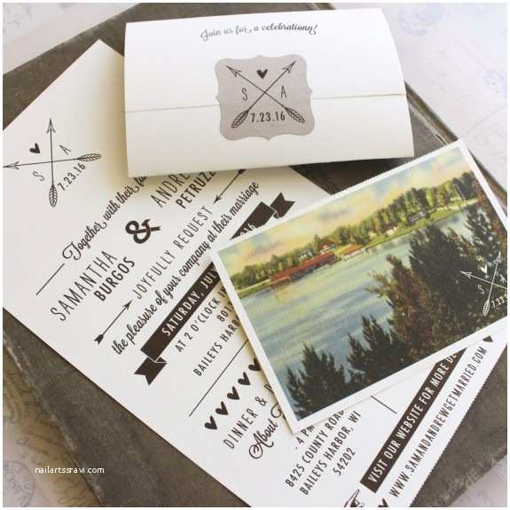 Custom Seal and Send Wedding Invitations Wedding Invitations Archives Page 3 Of 23 Serendipity