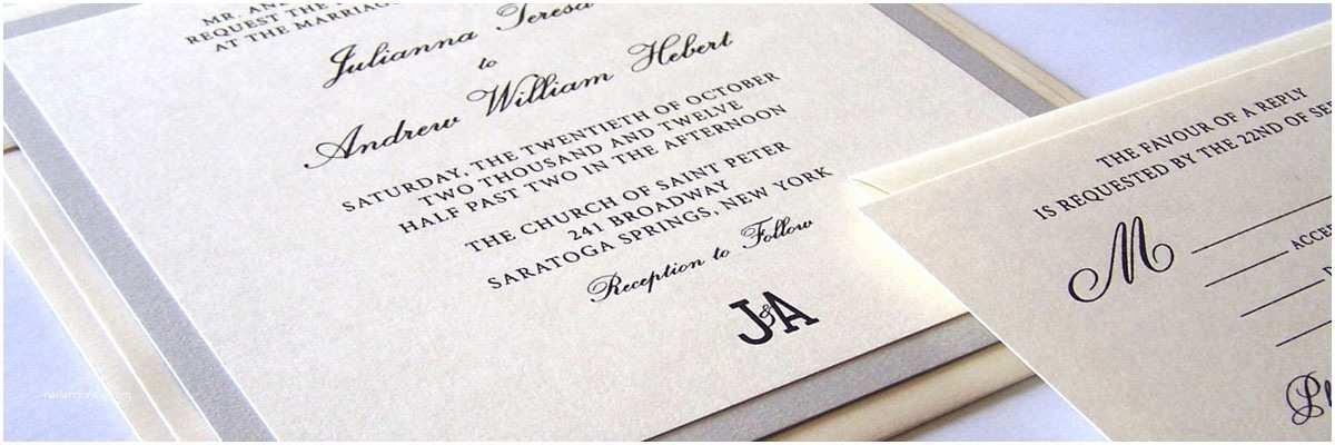 Custom thermography Wedding Invitations thermography Printing