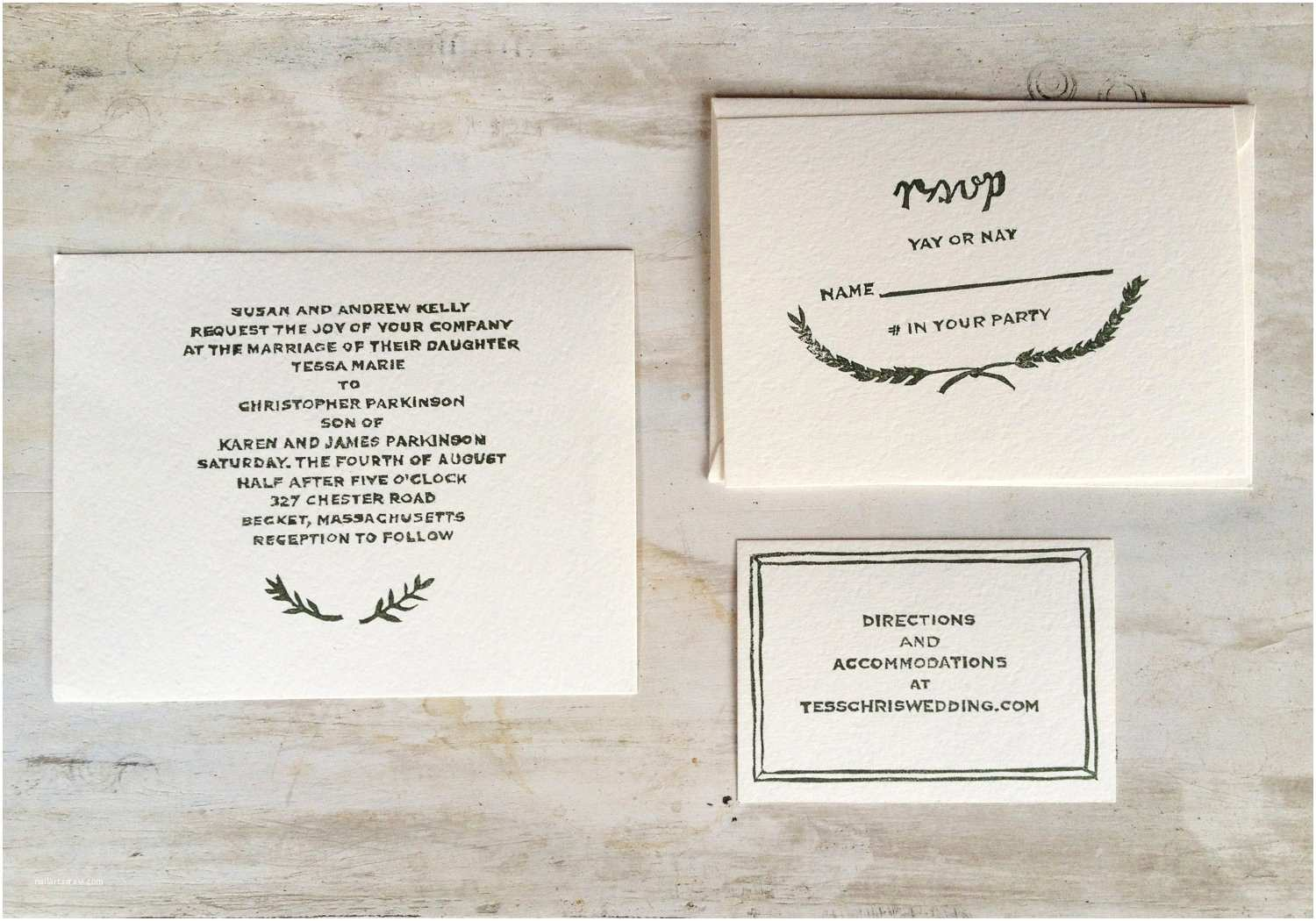 Customizable Wedding Invitations Custom Wedding Invitation Rubber Stamp Set by