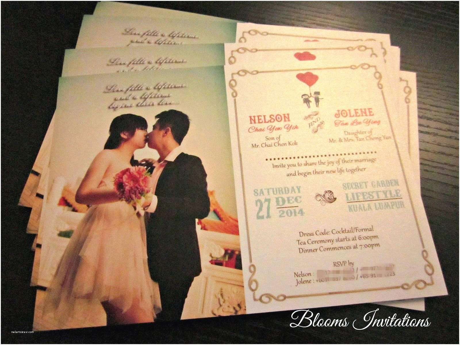 Customizable Wedding Invitations Marvelous Personalized Wedding Invitations