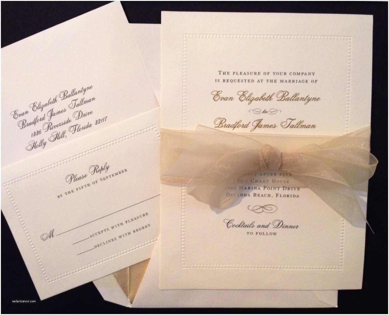 Customizable Wedding Invitations the Importance Of Custom Wedding Invitations