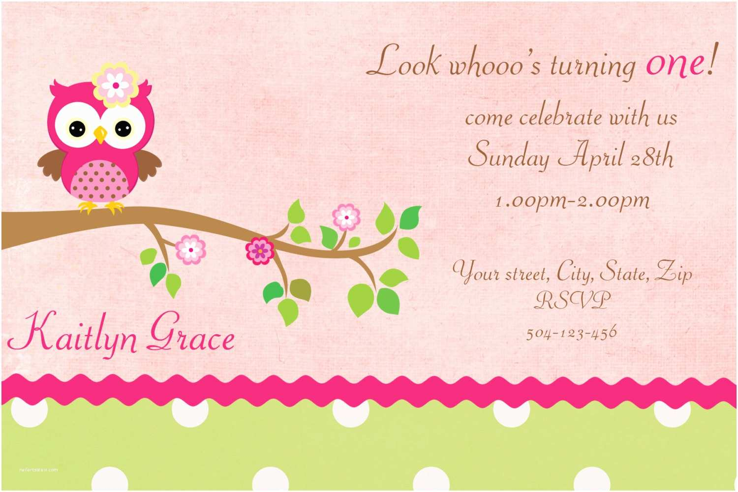 Cute Birthday Invitations Cute Birthday Invitations
