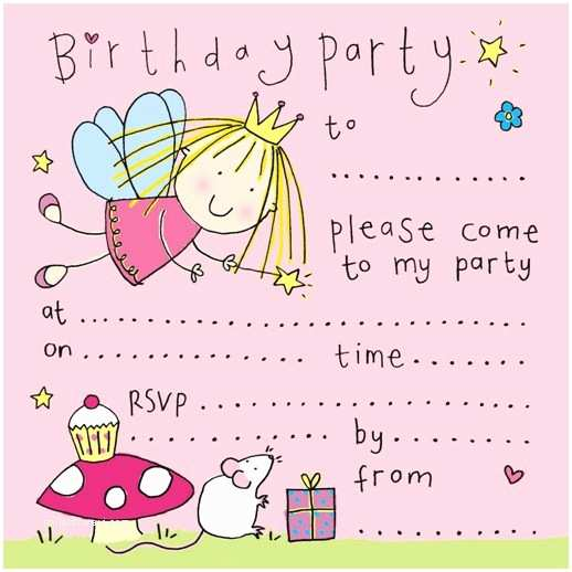 Cute Birthday Invitations Cute Quotes for Party Invitations Quotesgram