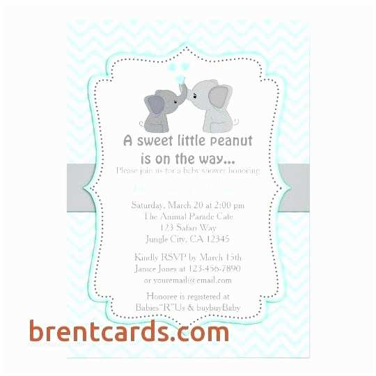 Cute Cheap Baby Shower Invitations Baby Boy Elephant Shower Invitations Elephant Baby Shower