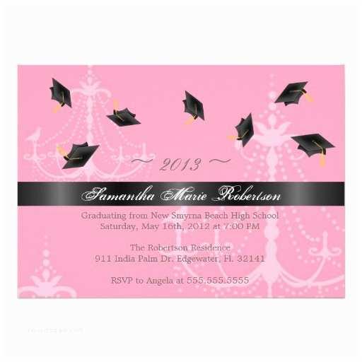 Cute Graduation Invitations Cute Custom Graduation Invitation