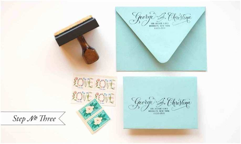 Cute Stamps for Wedding Invitations Personalized Address Stamp Rhpinterest Cute Stamps for