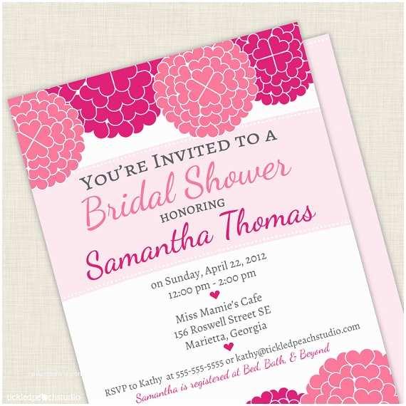 Cute Wedding Invitations Bridal Shower Invitations Cute Sayings Bridal Shower