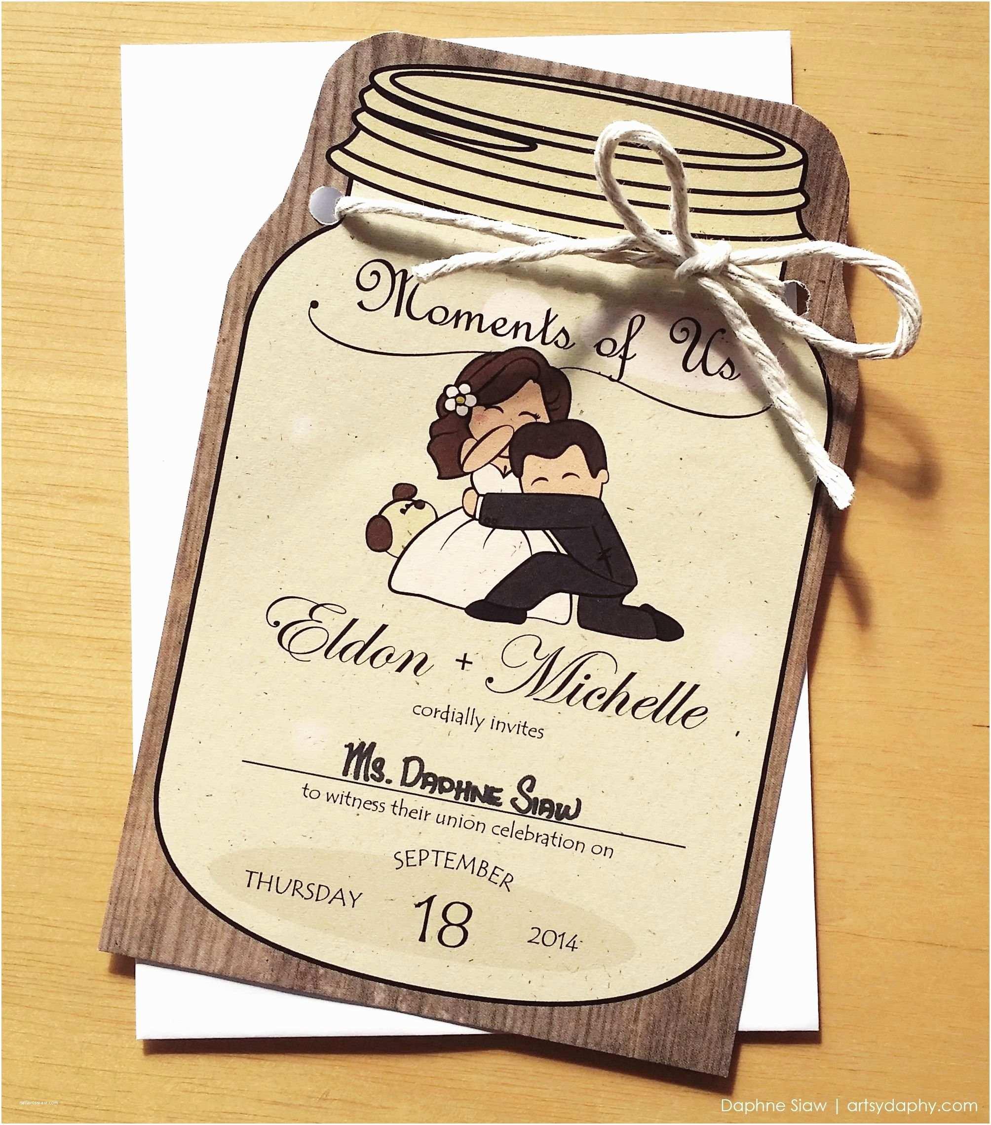 Cute Wedding Invitations Cute Wedding Invitations Ideas