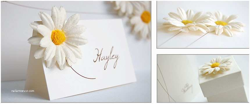 Daisy Wedding Invitations Daisy Wedding Invitations by Cr Rustic Country Gerber