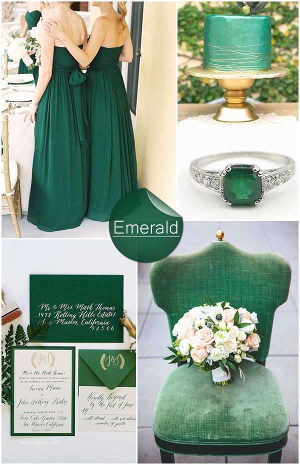 Dark Green Wedding Invitations Shades Of Green Wedding Color Ideas and Wedding