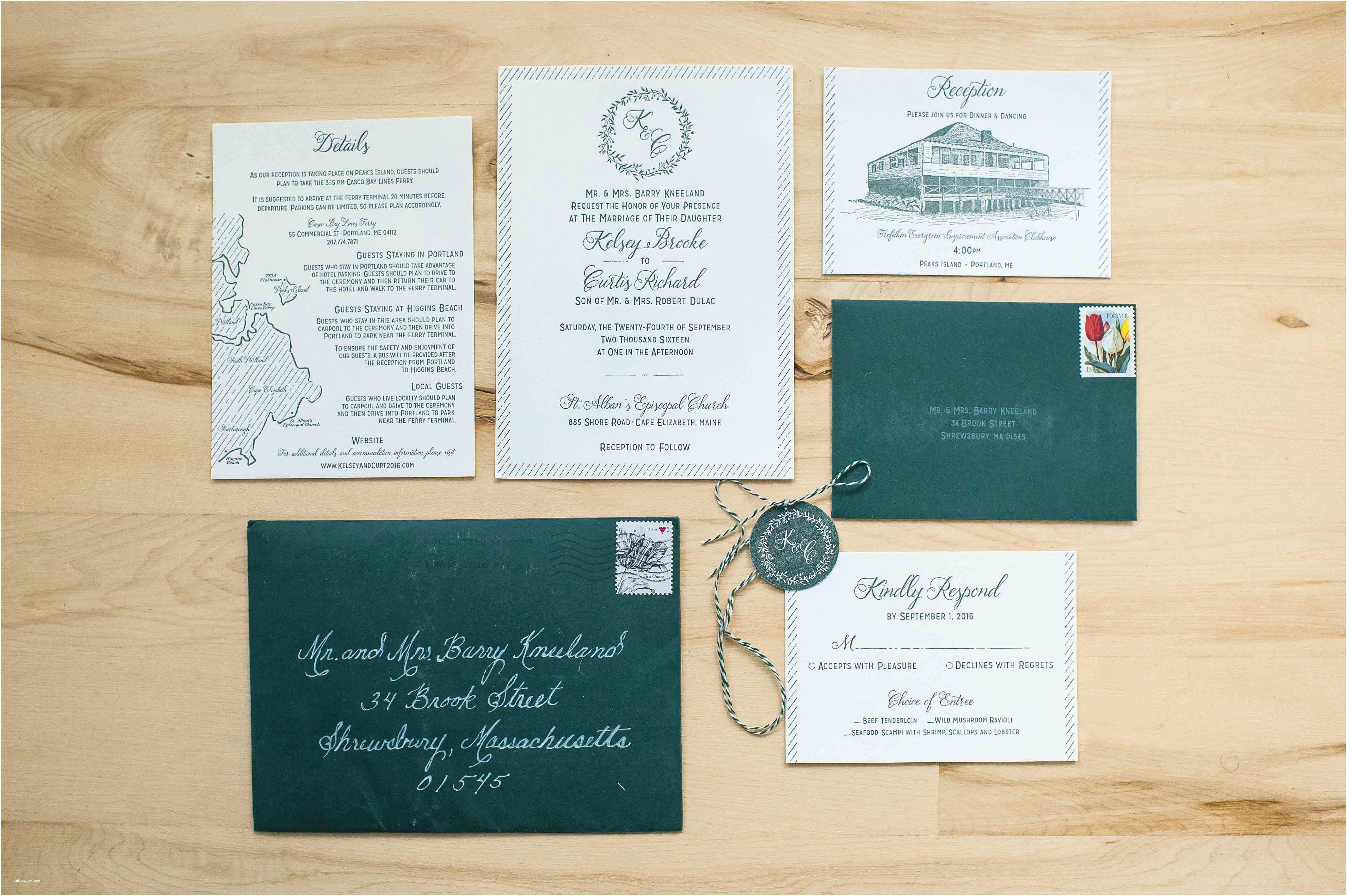 Dark Green Wedding Invitations Wedding Color Palette Ideas Dark Green & Emerald Inside