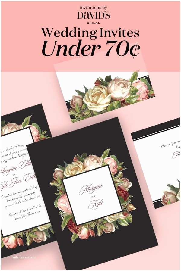David Bridal Wedding Invitations 41 Best 70th Birthday Party Favors And Ideas Images