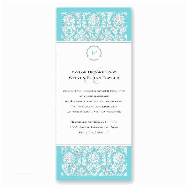 David Bridal Wedding Invitations Invitations by David S Bridal Wedding Invitation
