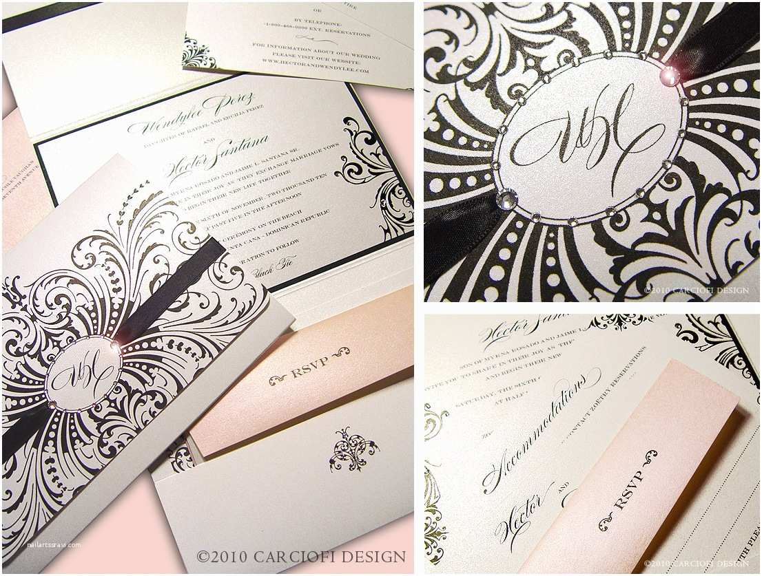 David Tutera Wedding Invitations David Tutera Wedding Invitation