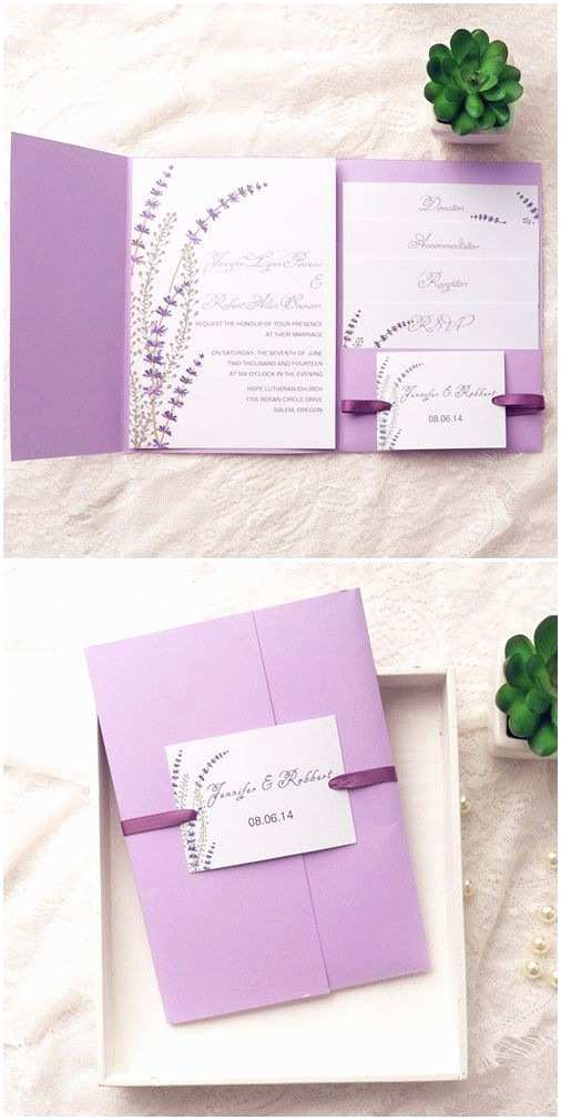 David's Bridal Wedding Invitations 17 Best Ideas About Pocket Wedding Invitations On