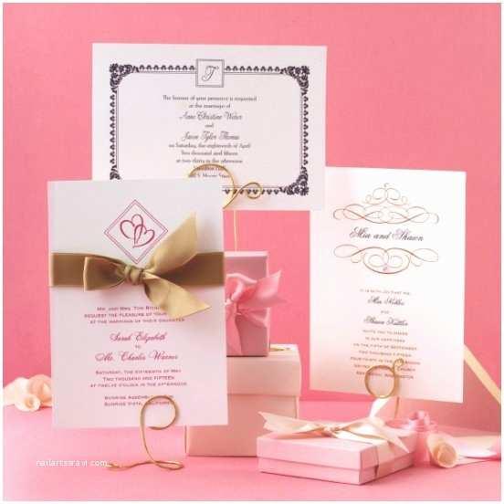 Davids Bridal Wedding Invitations Invitations by David S Bridal S Invitations