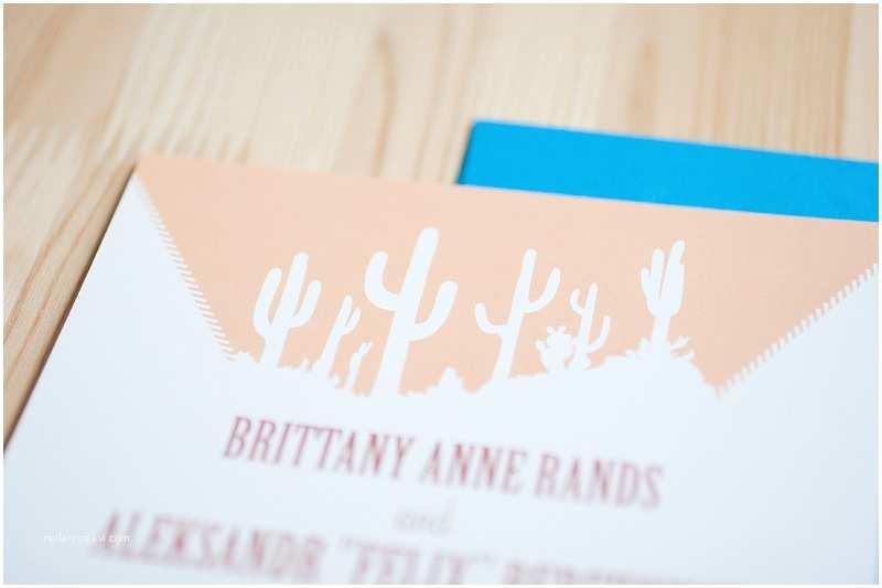 Desert Wedding Invitations Silhouette Desert Cactus Coyote Google Search