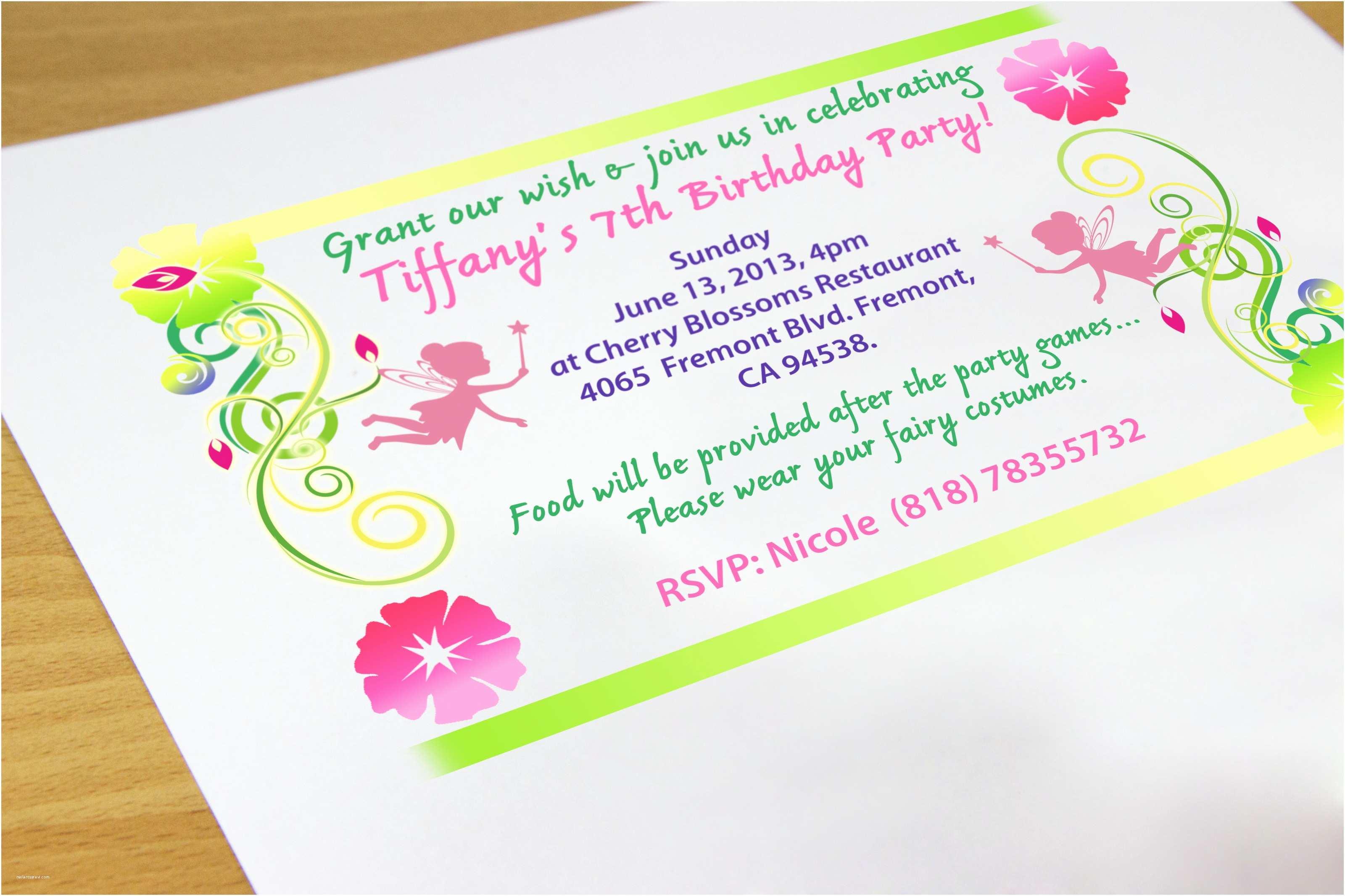 Design Birthday Invitations How to Make Party Invitations