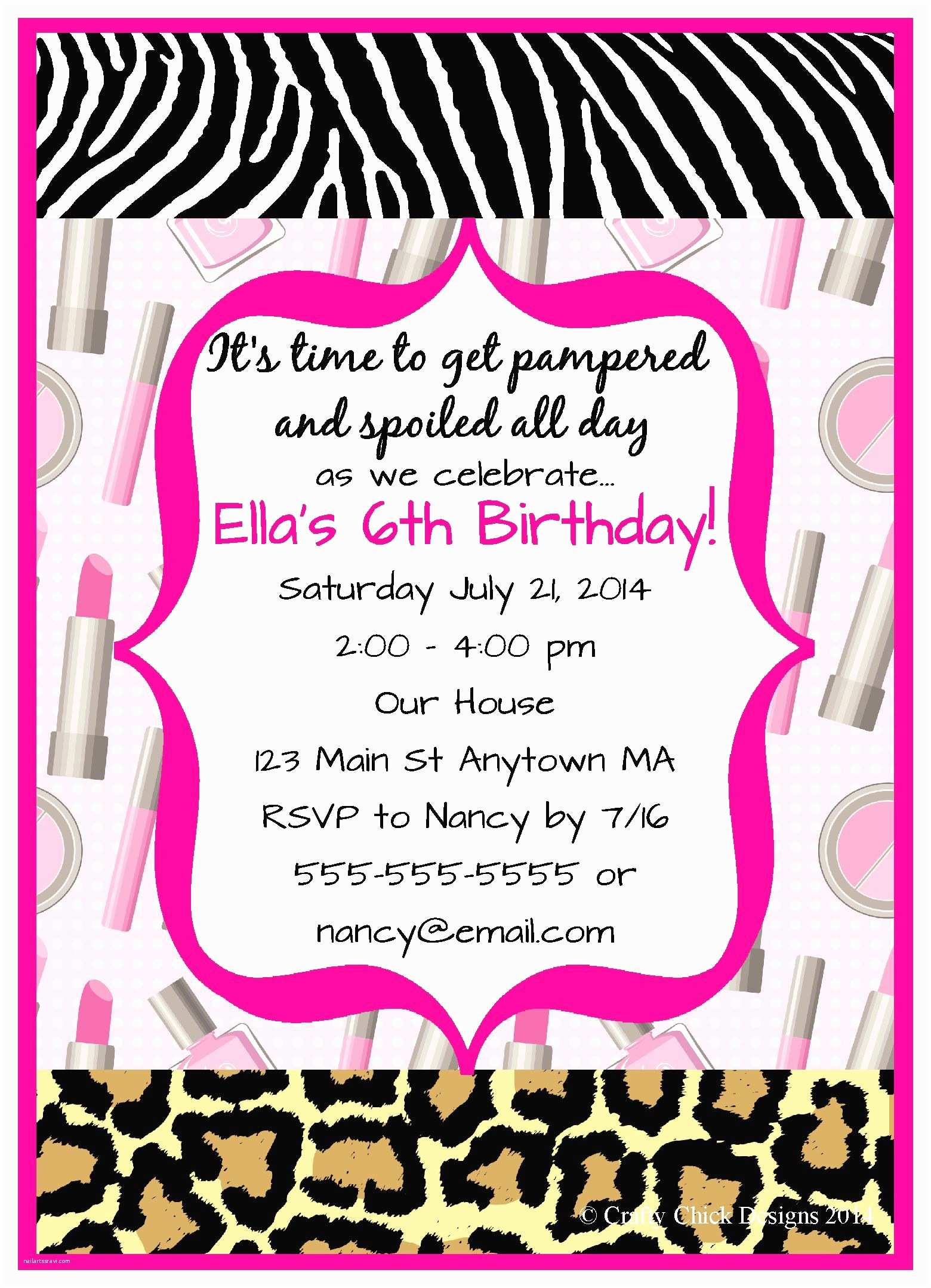 Design Party Invitations Birthday Invitations Design Free Birthday Invitations