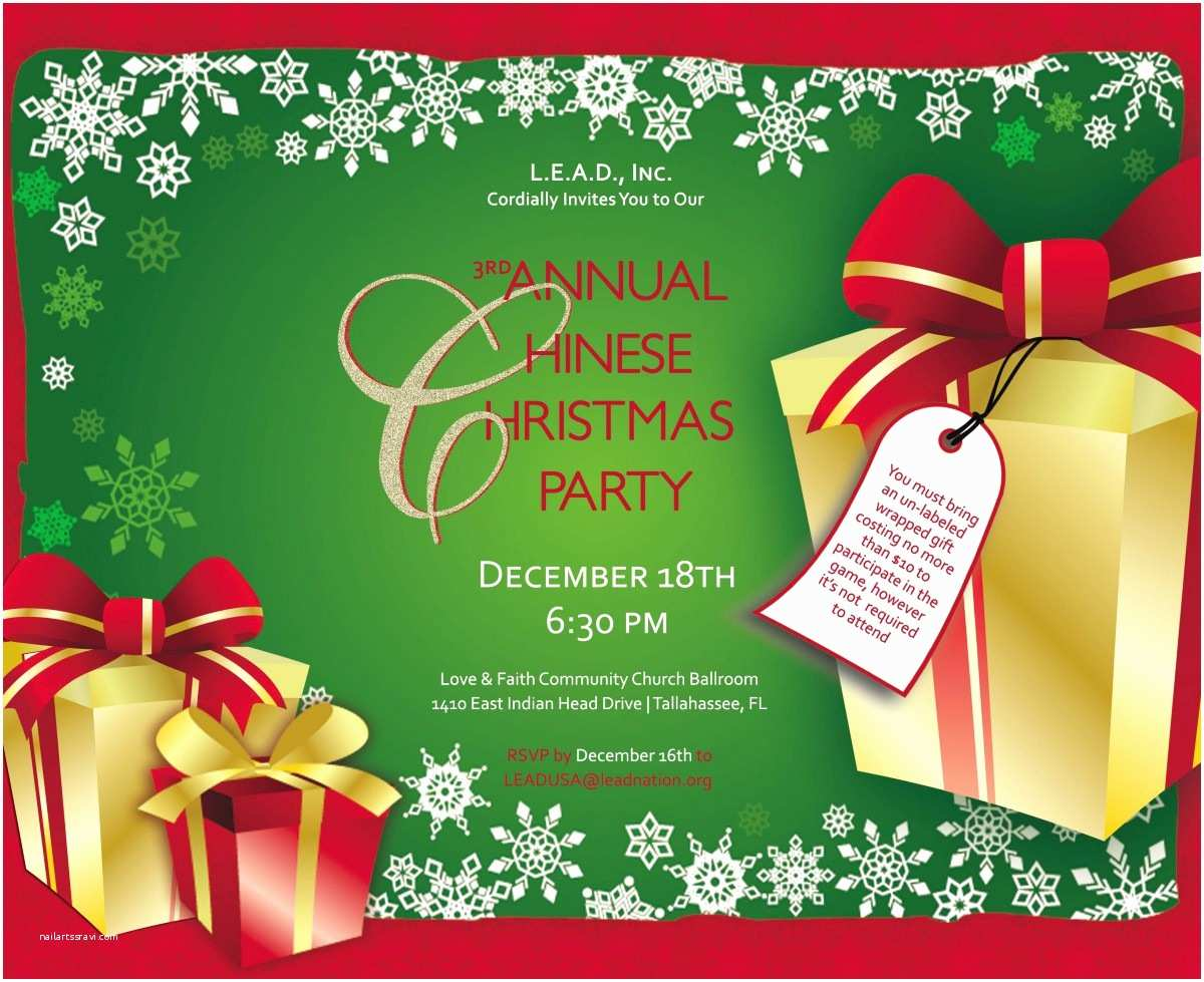 Design Party Invitations Christmas Party Invitations Templates