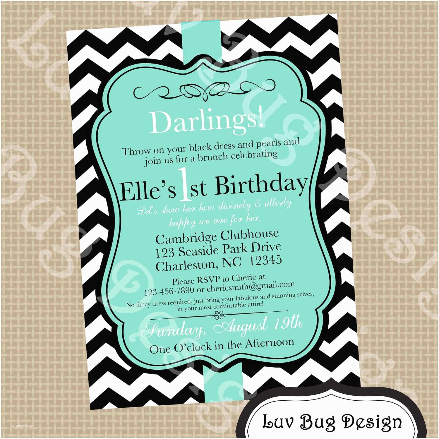 Design Party Invitations Dinner Party Invitation Template