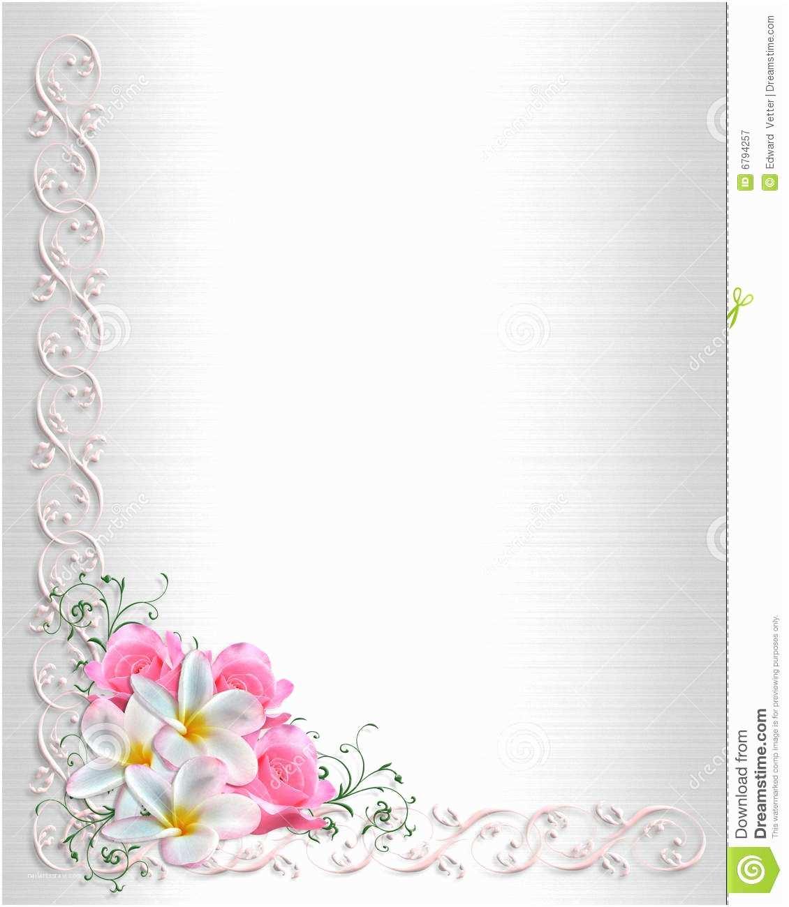 Design Wedding Invitations 14 Wedding Invitation Background Designs Free