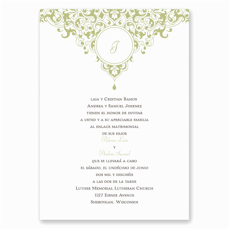Design Wedding Invitations Online Create Easy Spanish Wedding Invitations