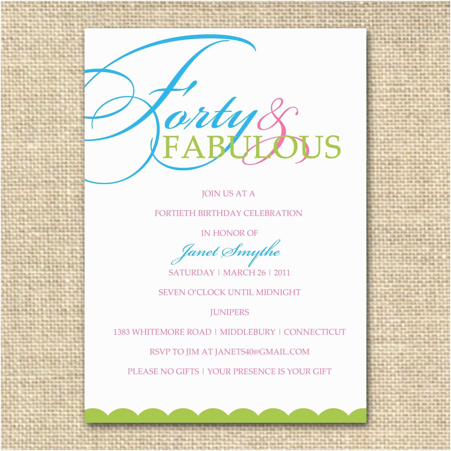 Design Your Own Party Invitations Birthday Party Invitation Wording