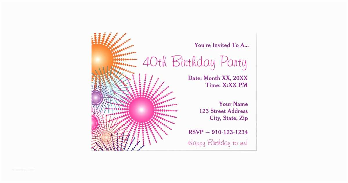 Design Your Own Party Invitations Create Your Own Birthday Party Invitation