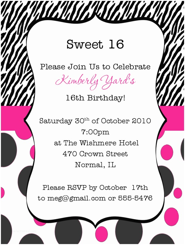 Design Your Own Party Invitations Imposing Birthday Party Invitations Ideas