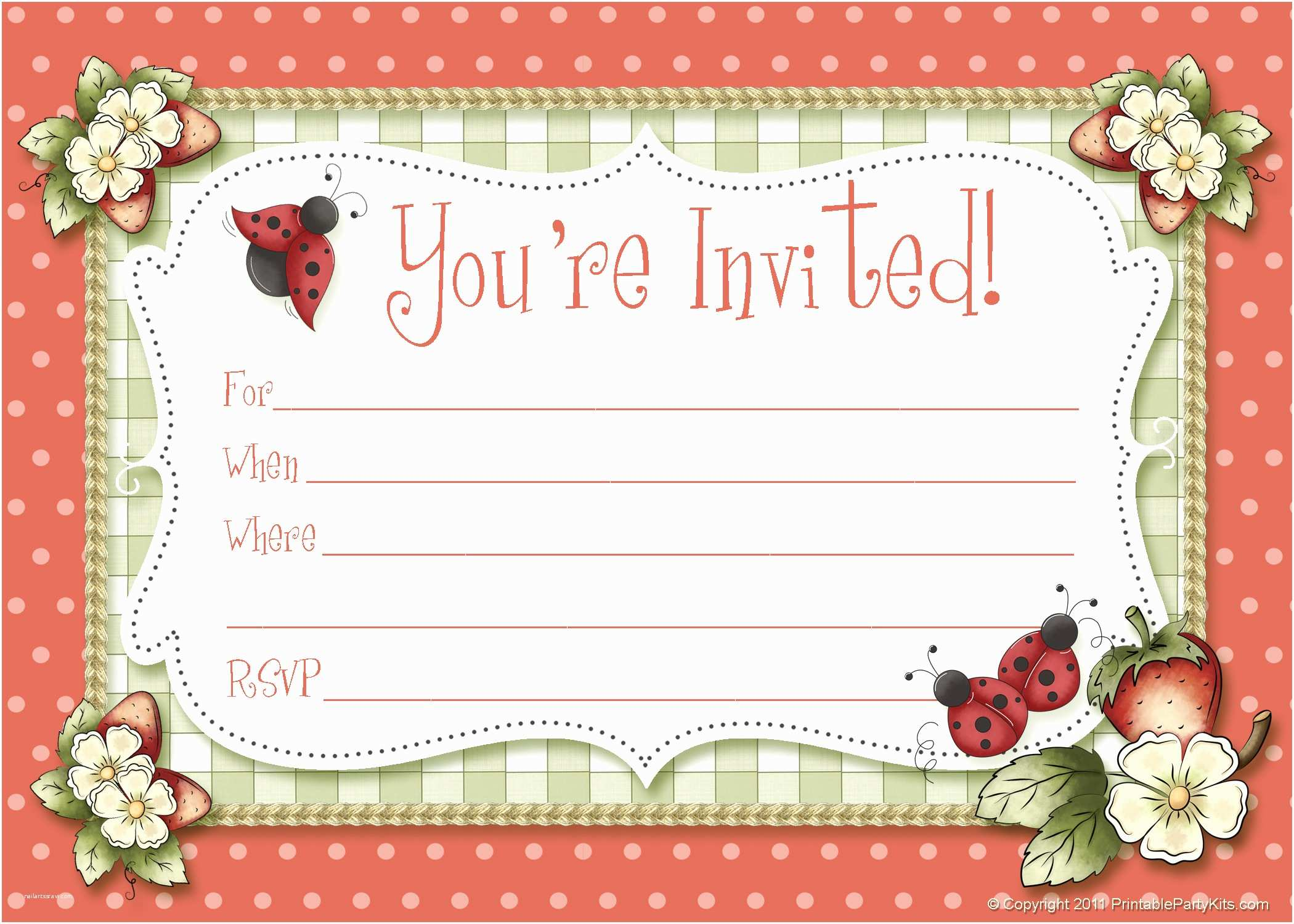 Design Your Own Party Invitations Line Party Invitations