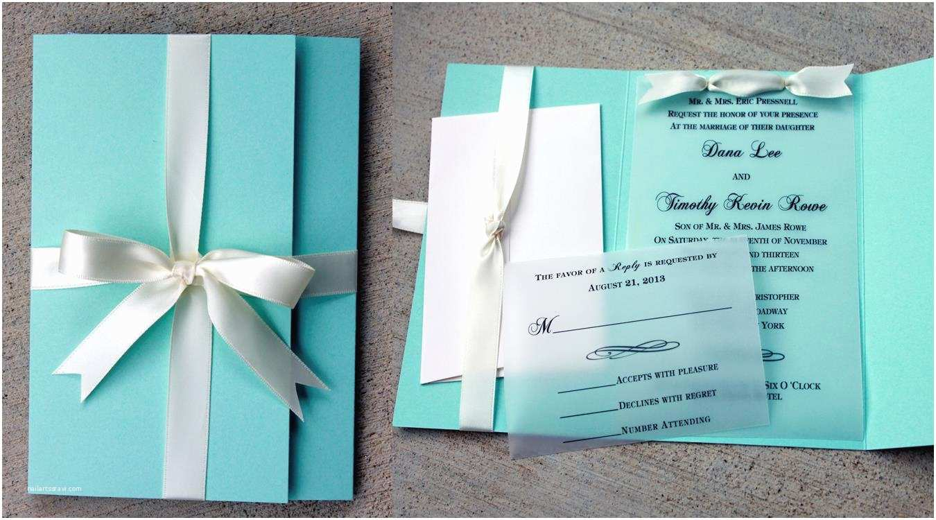 Design Your Own Wedding Invitations Best Pilation Tiffany Wedding Invitations