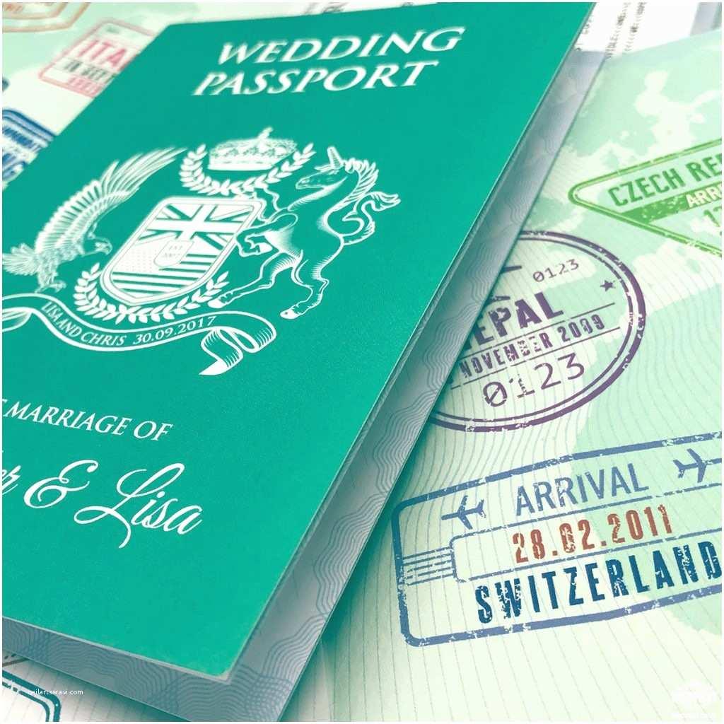 Destination Wedding Invitations Passport Destination Wedding Passport Invitations
