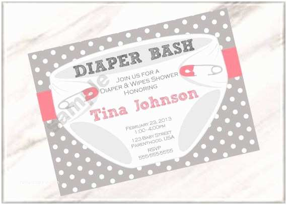 Diaper Party Invitation Wording Diaper Party Invitation Wording