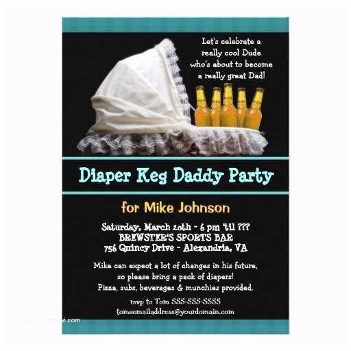 Diaper Party Invitations 1 000 Diaper Invitations Diaper Announcements & Invites