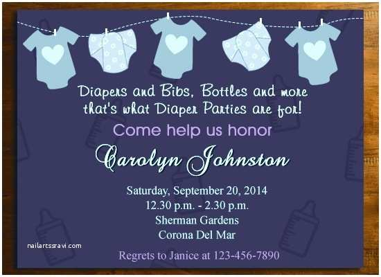 Diaper Party Invitations Insanely Cute and Amazing Diaper Party Ideas