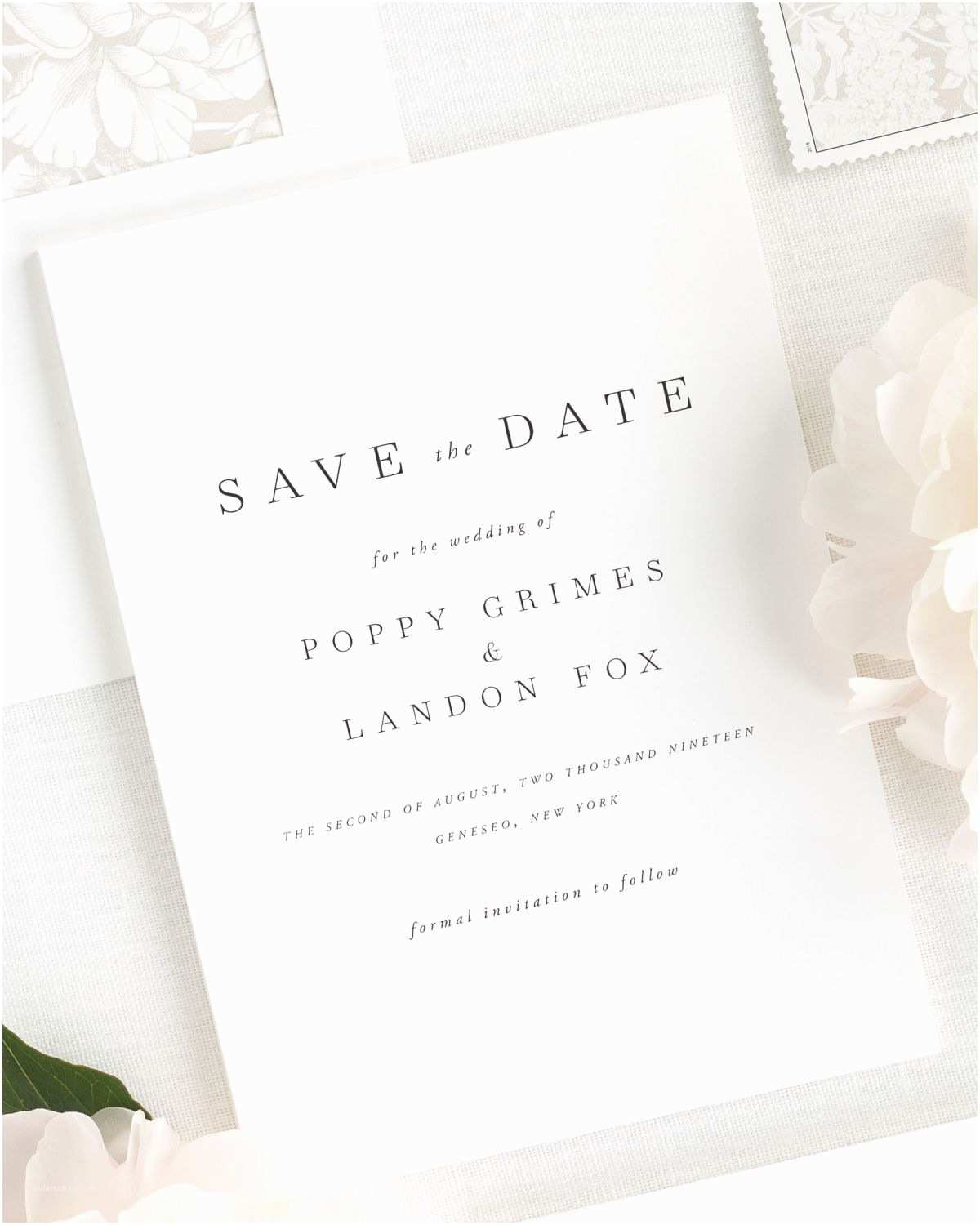Difference Between Save the Date and Wedding Invitation Save the Date Wedding Invitations Home Decor Takcop