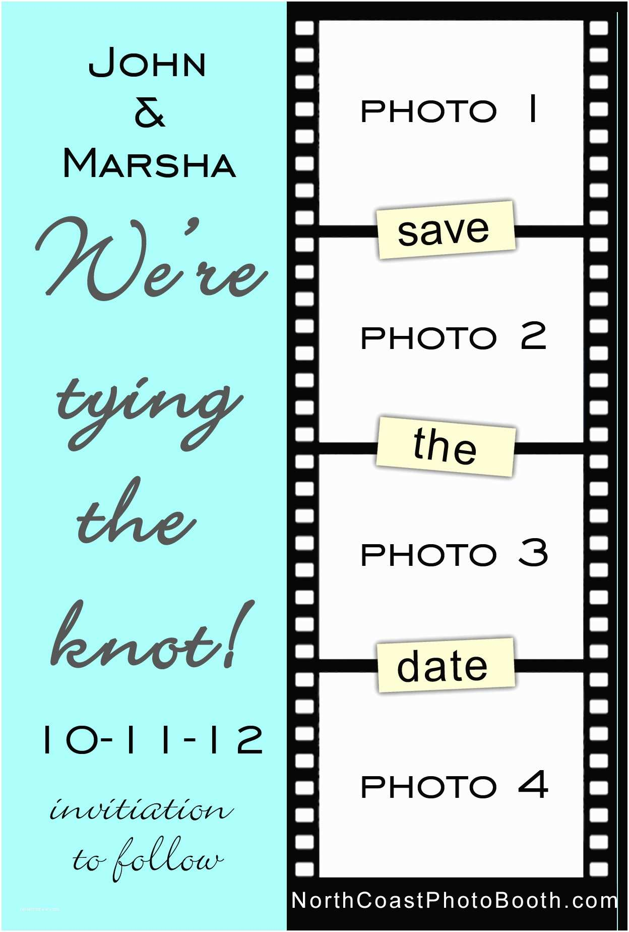 Difference Between Save the Date and Wedding Invitation Wedding Save the Date Invitations Near Sandusky Ohio
