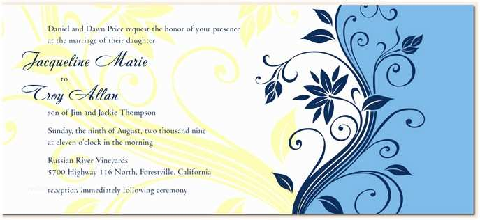 Digital Wedding Invitations Digital Printed Wedding Invitation