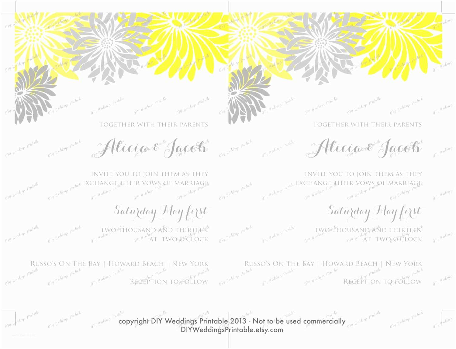 Digital Wedding Invitations Free Digital Wedding Invitation Templates Yaseen for