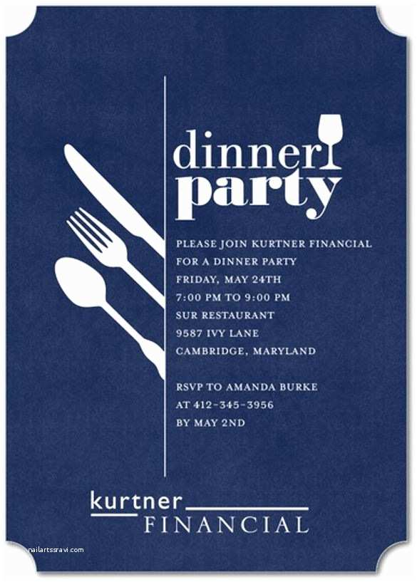 Dinner Party Invitation Template 40 Dinner Invitation Templates Free Sample Example