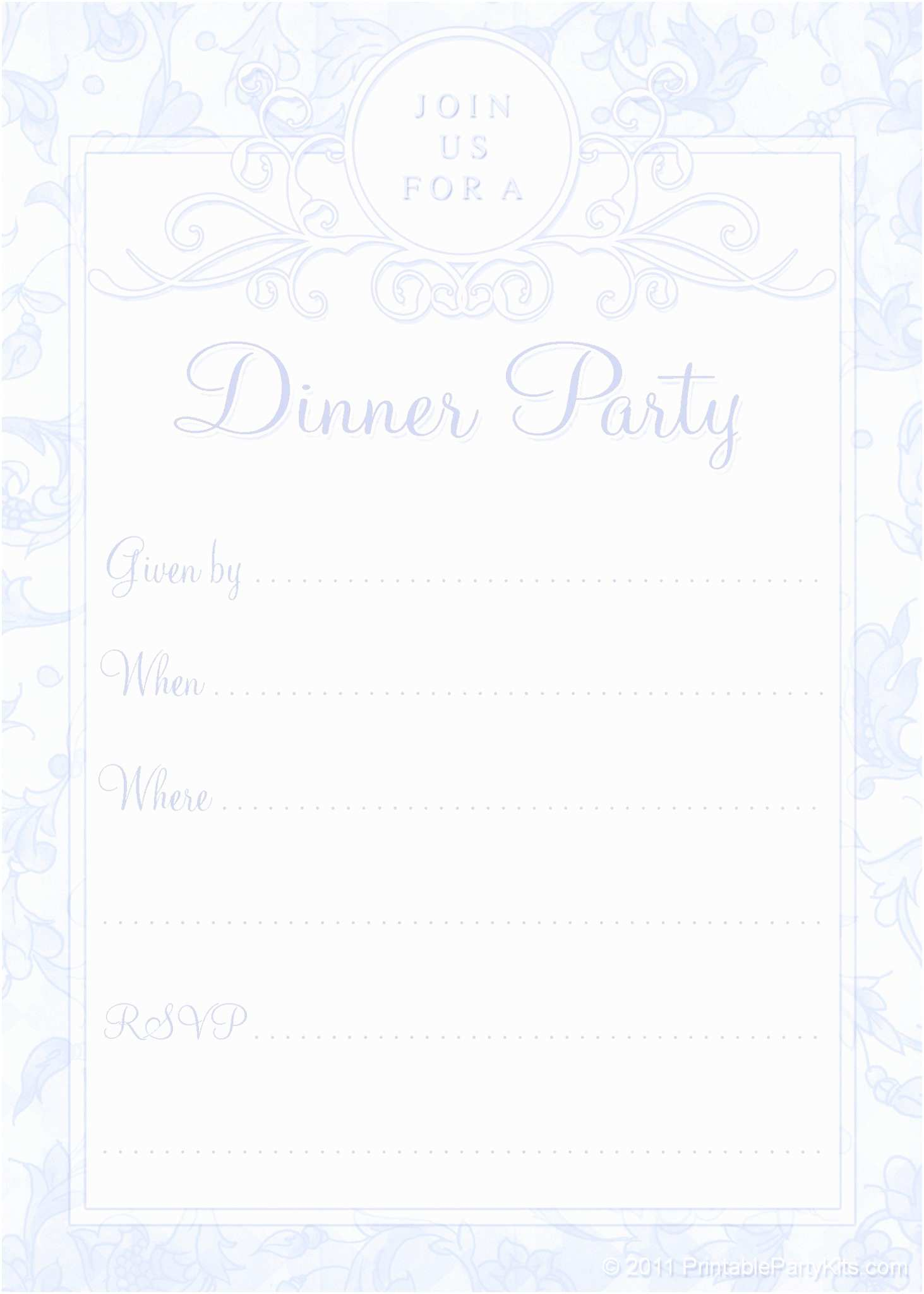 Dinner Party Invitation Template Argyle Tablecloth Christmas Dinner Invitation Template