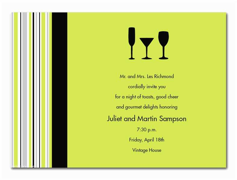 Dinner Party Invitation Template Cocktail Dinner Invitation Template Templates Resume