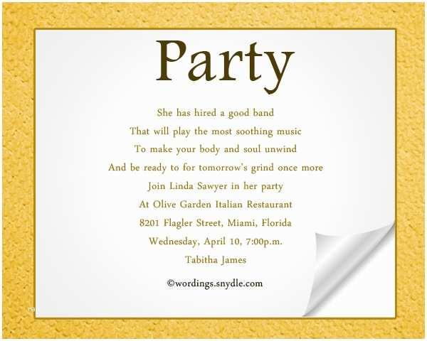 Dinner Party Invitation Wording Restaurant Dinner Party Invitation Wording Cogimbo
