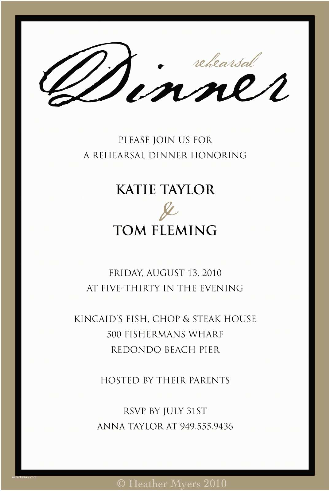 Dinner Party Invitations Dinner Invitations Template Invitation Template