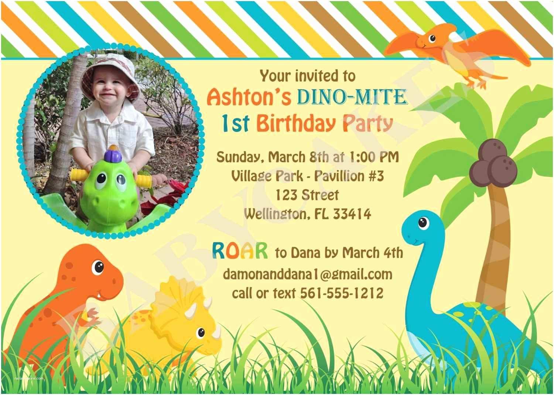 Dinosaur Birthday Invitations Create Own Dinosaur Party Invitations Printable