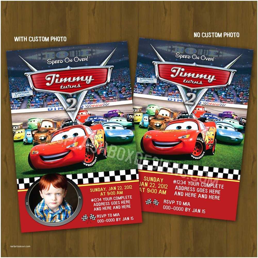 Disney Birthday Invitations Disney Cars Birthday Invitations Disney Cars Birthday