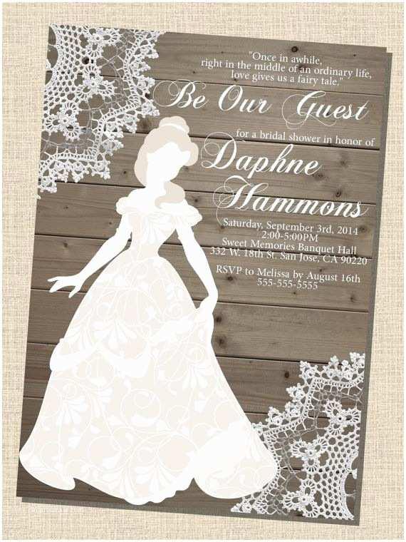 Disney Bridal Shower Invitations 25 Best Ideas About Disney Bridal Showers On Pinterest
