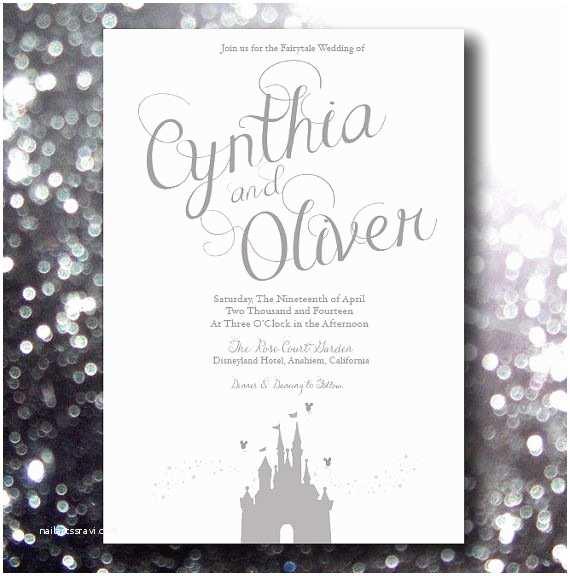 Disney themed Wedding Invitations Best 25 Fairytale Wedding Invitations Ideas On Pinterest