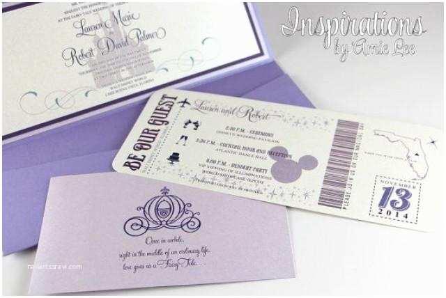 Disney Themed Wedding Invitations Wedding Theme Disney Wedding Invitations
